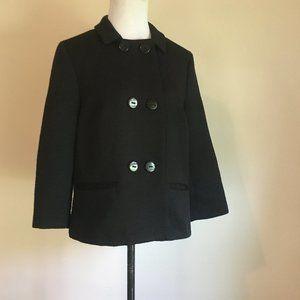Jacket Black Lined designed by Liz Claiborne 10 ..